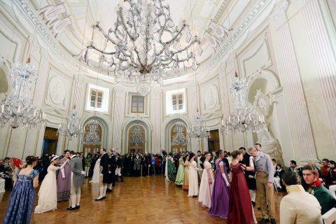 Historický sál často ožije dějinami