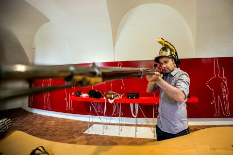 Expozice Austerlitz - Malé město velkých dějin